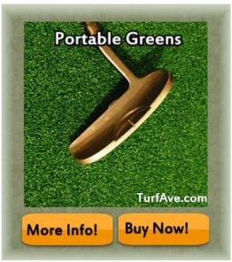 portable greens